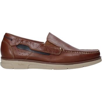 Čevlji  Moški Mokasini Rogers 2870-ESC Rjav