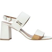 Čevlji  Ženske Sandali & Odprti čevlji Alviero Martini E124 587A Biely