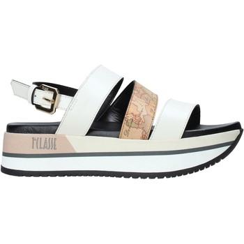 Čevlji  Ženske Sandali & Odprti čevlji Alviero Martini E110 578A Biely