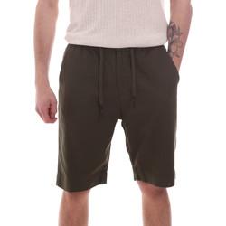 Oblačila Moški Kratke hlače & Bermuda Antony Morato MMSH00170 FA900128 Zelena