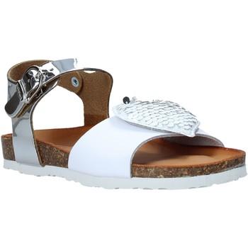Čevlji  Deklice Sandali & Odprti čevlji Bionatura 22PUPAC Biely