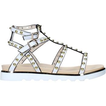 Čevlji  Ženske Sandali & Odprti čevlji Keys K-4976 Biely