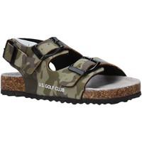 Čevlji  Otroci Sandali & Odprti čevlji U.s. Golf S21-S00UK861 Zelena