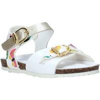 Čevlji  Deklice Sandali & Odprti čevlji Bionatura CHIARA Biely