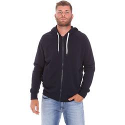 Oblačila Moški Puloverji Sundek M838JHF4900 Črna