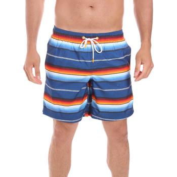 Oblačila Moški Kopalke / Kopalne hlače Sundek M505BDP01EP Modra