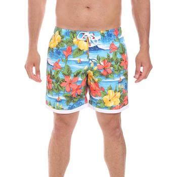 Oblačila Moški Kopalke / Kopalne hlače Sundek M693BDP01HA Modra