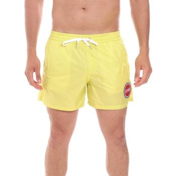Oblačila Moški Kopalke / Kopalne hlače Colmar 7267 5ST Rumena
