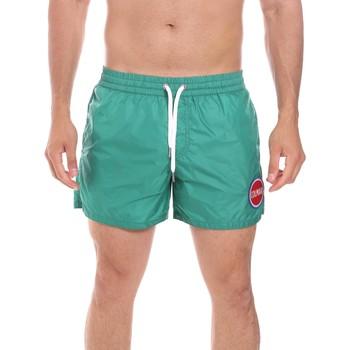 Oblačila Moški Kopalke / Kopalne hlače Colmar 7267 5ST Zelena