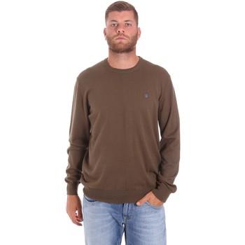 Oblačila Moški Puloverji Lumberjack CM96341 007EU Rjav