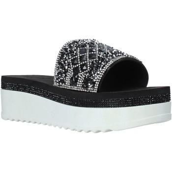 Čevlji  Ženske Natikači Keys K-4842 Črna
