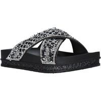 Čevlji  Ženske Natikači Keys K-4810 Črna