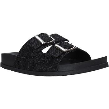 Čevlji  Ženske Natikači Keys K-4830 Črna