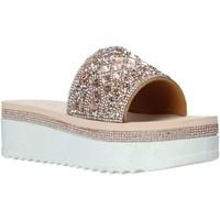 Čevlji  Ženske Natikači Keys K-4842 Roza