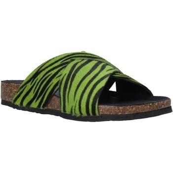 Čevlji  Ženske Natikači Bionatura 10A2118-I-CAVERN Zelena