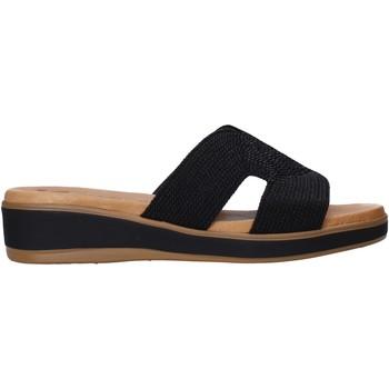 Čevlji  Ženske Natikači Susimoda 1032 Črna