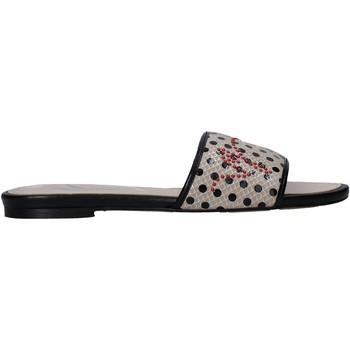 Čevlji  Ženske Natikači Manila Grace S622LP Bež