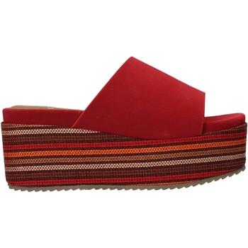 Čevlji  Ženske Natikači Onyx S20-SOX751 Rdeča