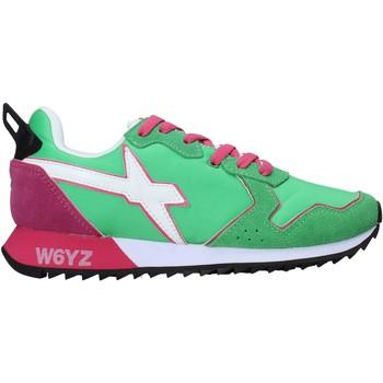 Čevlji  Ženske Nizke superge W6yz 2013563 01 Zelena