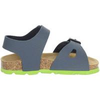 Čevlji  Otroci Sandali & Odprti čevlji Grunland SB0025 Modra