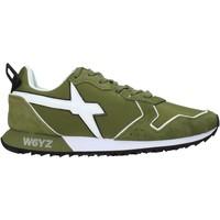 Čevlji  Moški Nizke superge W6yz 2013560 01 Zelena
