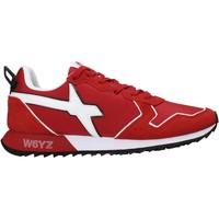 Čevlji  Moški Nizke superge W6yz 2013560 01 Rdeča