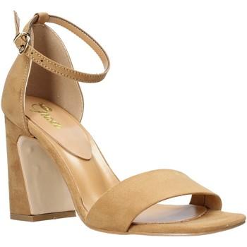 Čevlji  Ženske Sandali & Odprti čevlji Grace Shoes 2384001 Rjav