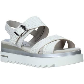Čevlji  Ženske Sandali & Odprti čevlji Marco Tozzi 2-2-28708-26 Biely
