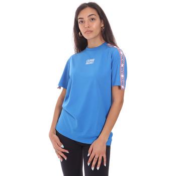 Oblačila Ženske Majice s kratkimi rokavi Colmar 4103 6SH Modra