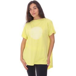 Oblačila Ženske Majice s kratkimi rokavi Colmar 8606 6SH Zelena