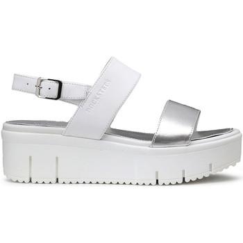 Čevlji  Ženske Sandali & Odprti čevlji Docksteps DSW953100 Biely