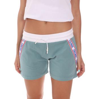 Oblačila Ženske Kratke hlače & Bermuda Colmar 9005 6TJ Zelena