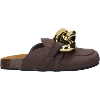 Čevlji  Ženske Espadrile Gold&gold A21 FL161 Rjav