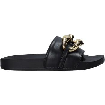 Čevlji  Ženske Natikači Gold&gold A21 FL162 Črna