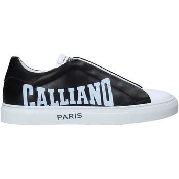 Čevlji  Moški Nizke superge John Galliano 11007/CP B Črna