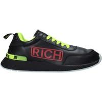 Čevlji  Moški Modne superge John Richmond 201 A Črna