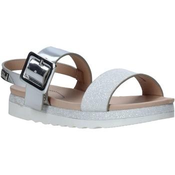 Čevlji  Deklice Sandali & Odprti čevlji Miss Sixty S20-SMS779 Srebro