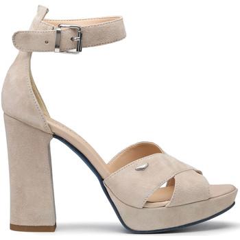 Čevlji  Ženske Sandali & Odprti čevlji Alberto Guardiani AGW002700 Bež