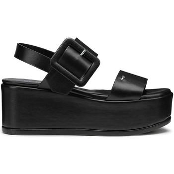 Čevlji  Ženske Sandali & Odprti čevlji Alberto Guardiani AGW003105 Črna