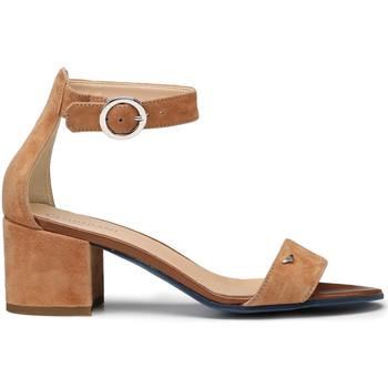 Čevlji  Ženske Sandali & Odprti čevlji Alberto Guardiani AGW003201 Bež