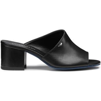 Čevlji  Ženske Natikači Alberto Guardiani AGW003305 Črna