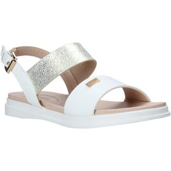 Čevlji  Deklice Sandali & Odprti čevlji Miss Sixty S20-SMS765 Biely