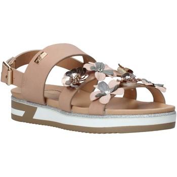 Čevlji  Deklice Sandali & Odprti čevlji Miss Sixty S20-SMS780 Rjav