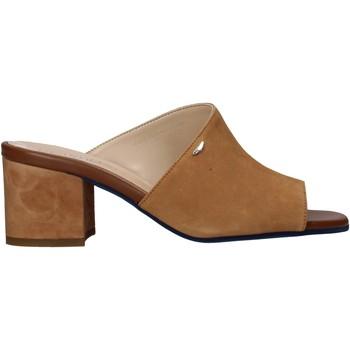 Čevlji  Ženske Natikači Alberto Guardiani AGW003301 Rjav