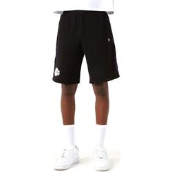 Oblačila Moški Kratke hlače & Bermuda New-Era 12720121 Črna