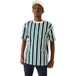 Oblačila Moški Majice s kratkimi rokavi New-Era 12720146 Modra