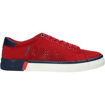 Čevlji  Moški Nizke superge Wrangler WM01032A Rdeča