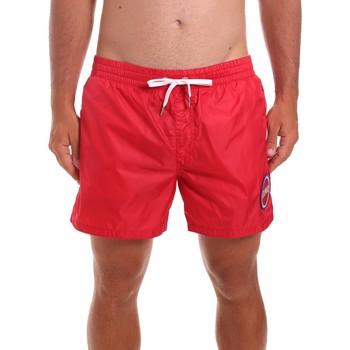 Oblačila Moški Kopalke / Kopalne hlače Colmar 7267 5ST Rdeča