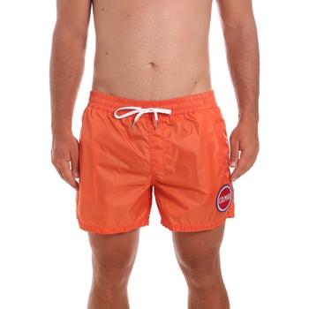 Oblačila Moški Kopalke / Kopalne hlače Colmar 7267 5ST Oranžna