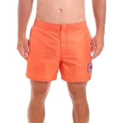 Oblačila Moški Kopalke / Kopalne hlače Colmar 7266 5ST Oranžna